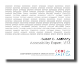 Code for America - click to see more