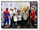 photo of the Local 911 Heroes Award
